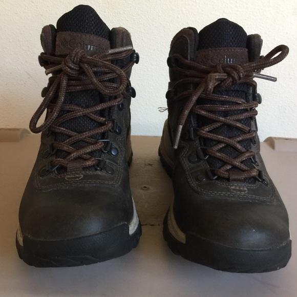 Columbia Womens Waterproof Hiking Boots